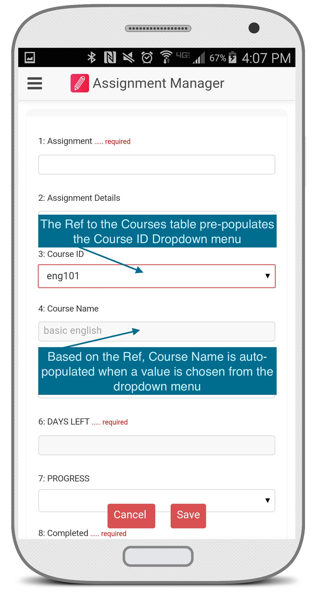 University assignments custom orders